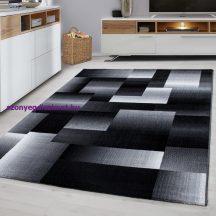 Ay miami 6560 fekete 80x300cm szőnyeg