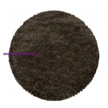FLUFFY 3500 BROWN 80 x 80 -kör szőnyeg
