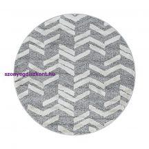 PISA GREY 120 x 120 -kör szőnyeg